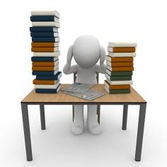 reading many books