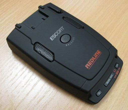 Redline radar detector laser alert