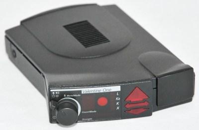 valentine V1 radar detector