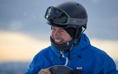 Richie Johnston – Snowboard Trainer