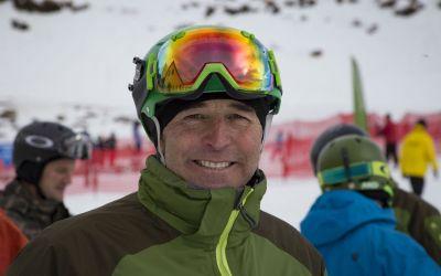 Greg McIntyre – Telemark Course Coordinator