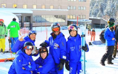 Full time positions: qualified and experienced guides in Niseko, JAPAN