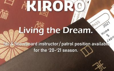 Kiroro in Japan are recruiting for Snowsports Instructors and Patrol 20/21 season