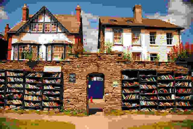 Hay on Wye Bookshop2