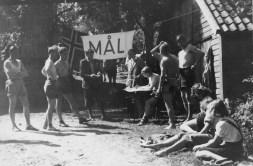 SI_sitt_løp_Bjelland_Hommersåk_1949