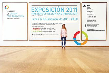 IED exposición, O2 magazine blog