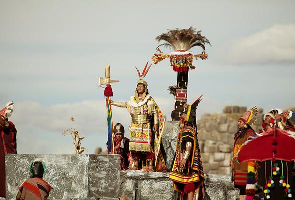 Inti Raymi © Turismo de Perú
