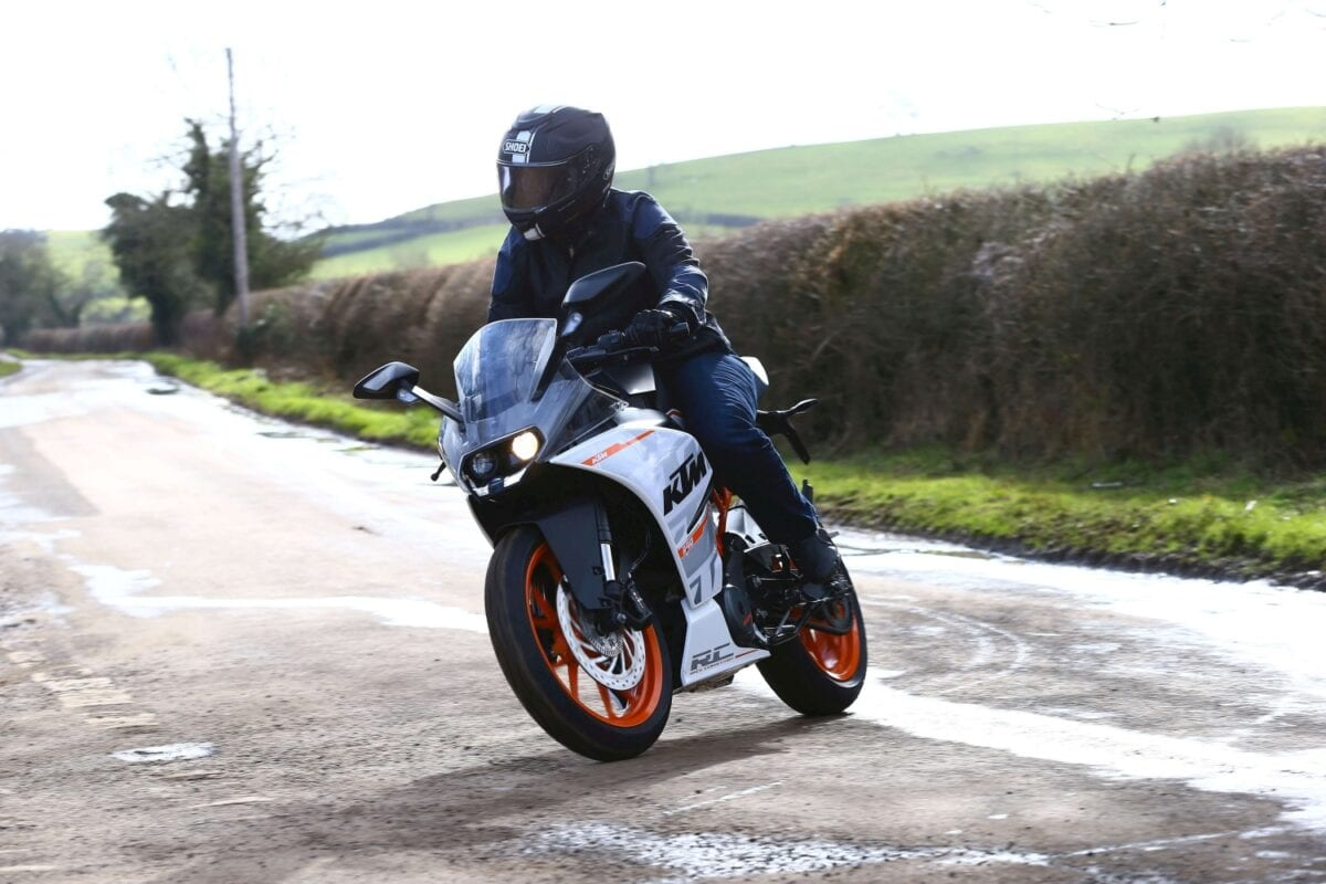 First ride: KTM RC390 – on2wheels