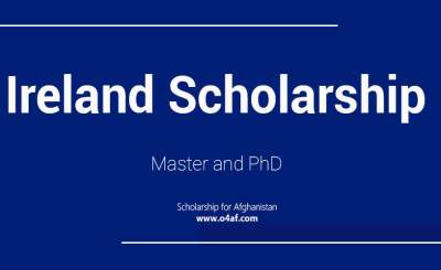 PhD | Opportunity for Afghanistan