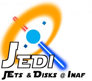 Logo JEDI - Ufficiale con scritte