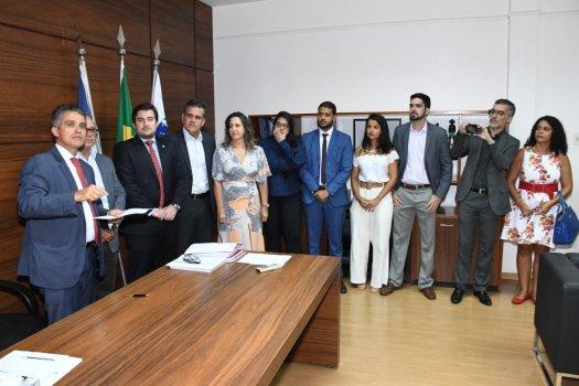 [OAB-BA dá início à parceria com a cooperativa de crédito Sicoob]
