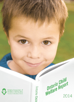 Ontario Child Welfare Report 2014