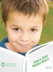 Rapport du bien-être de l'enfance de l'Ontario