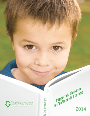 child welfare report french