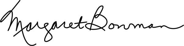 Margaret Bowman Signature