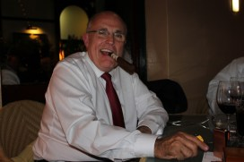 Delaplane Law - Attorney Jacob Delaplane - Giuliani Smoking Cigar