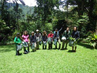 Volunteer group 4