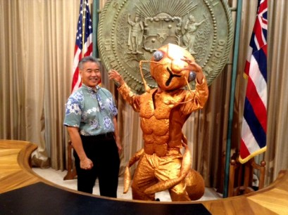 Governor Ige fights LFA
