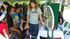 Outreach teaching next generation OISC