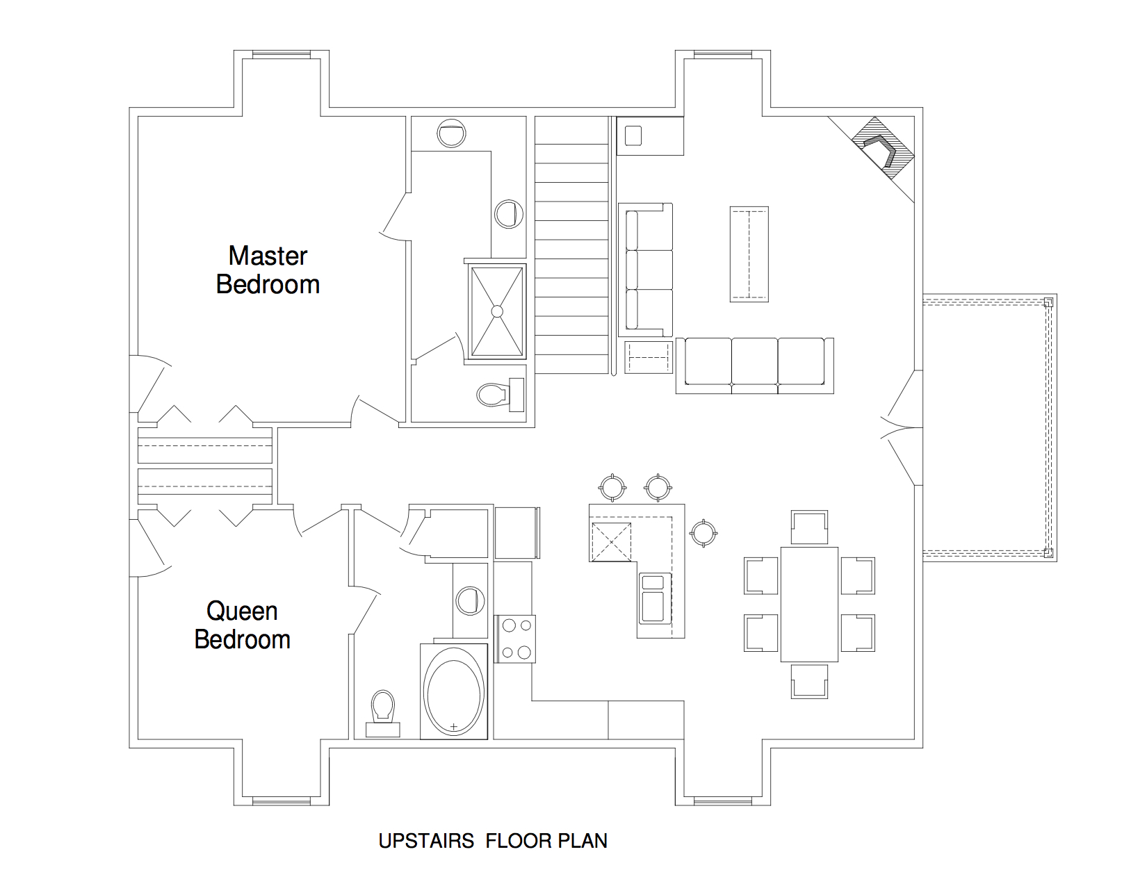 Floor Plantation Plan Alley Oak