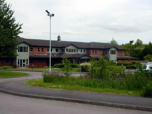 Prospect Hospice, Wroughton, Wiltshire