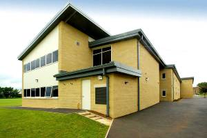 Corsham School, Wiltshire, photo courtesy of Kier