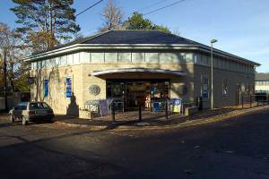 C157 Co-op Store, Charlbury, Oxfordshire, photo supplied by Kier
