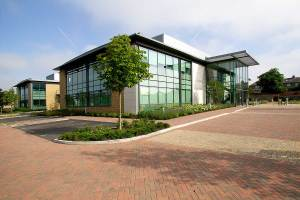 Plot 8100 Oxford Business Park, Cowley, photo courtesy of Kier