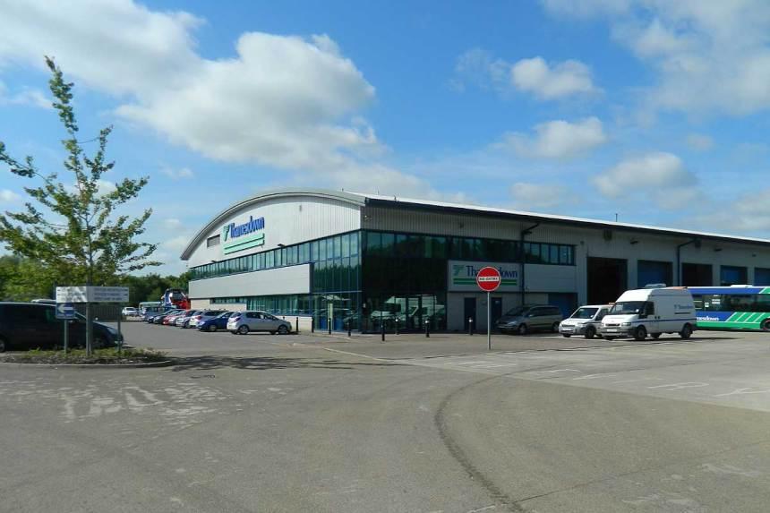 Bus Depot, Swindon