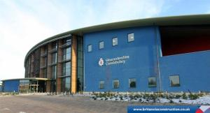 Gloucestershire Constabulary Police Headquarters, Quedgeley