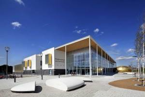 Hengrove Leisure Centre photo supplied by Kier