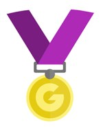 Just giving - medal