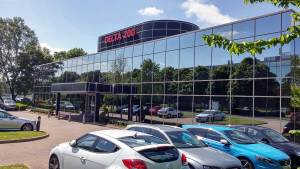 Plot 200 Delta Park, Delta Business Park, Swindon