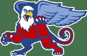 LAHS Griffin logo