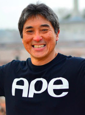 Guy Kawasaki, Inspirational People