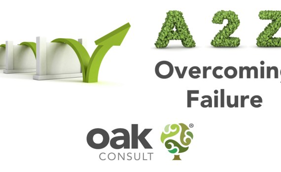 A to Z Overcoming Failure, Oak Consult, Mark Conway