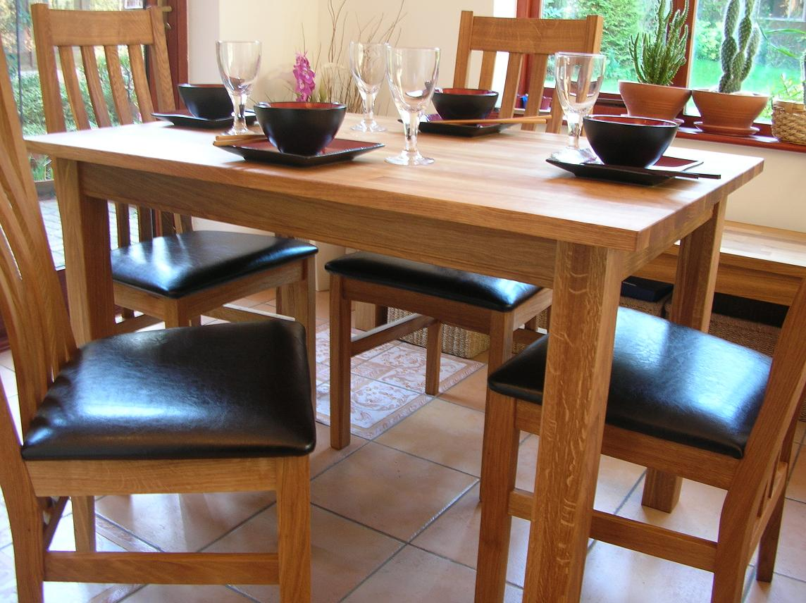 Dining Table 80cm Wide