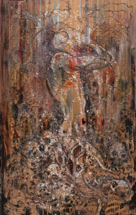 """""""Valley of the Dry Bones"""" by James Nesbitt"""