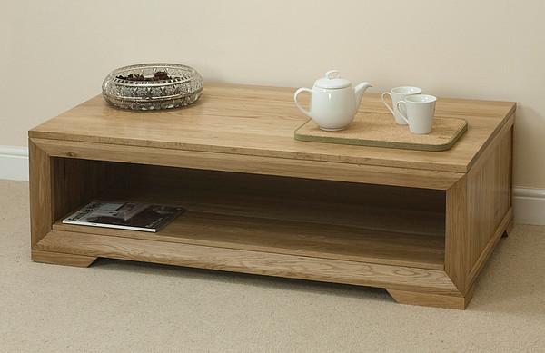 natural oak coffee table 3