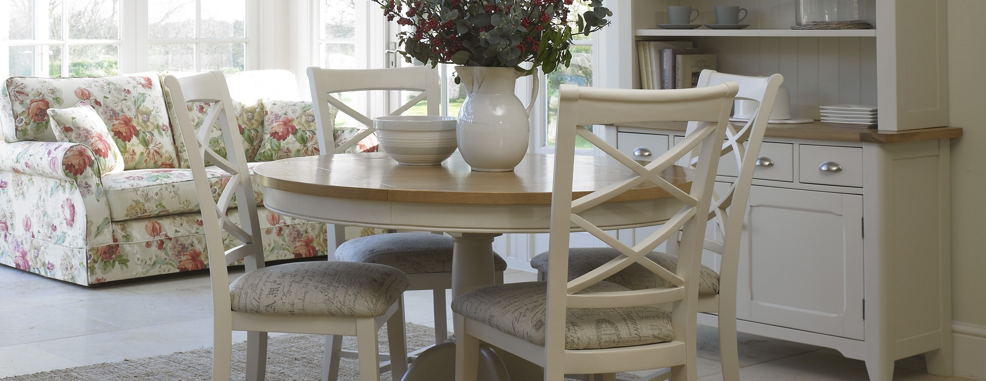 Painted Dining Room Furniture