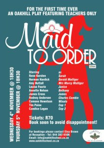 POSTER Maid to Order