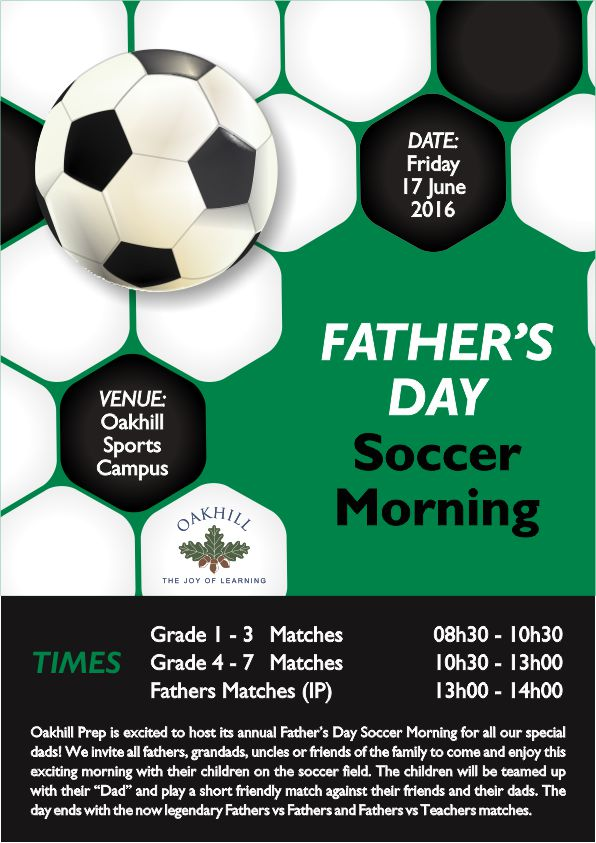 POSTER-Fathers-Day-Soccer-Morning-2016