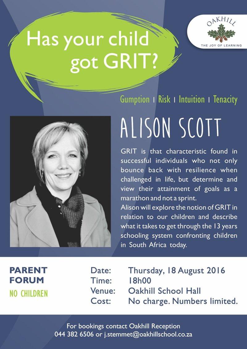 Alison Scott_Parent Forum_low res