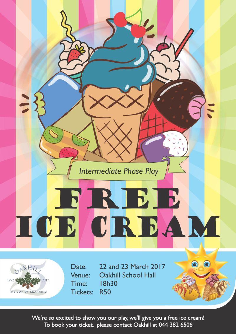 Free Ice Cream_POSTER