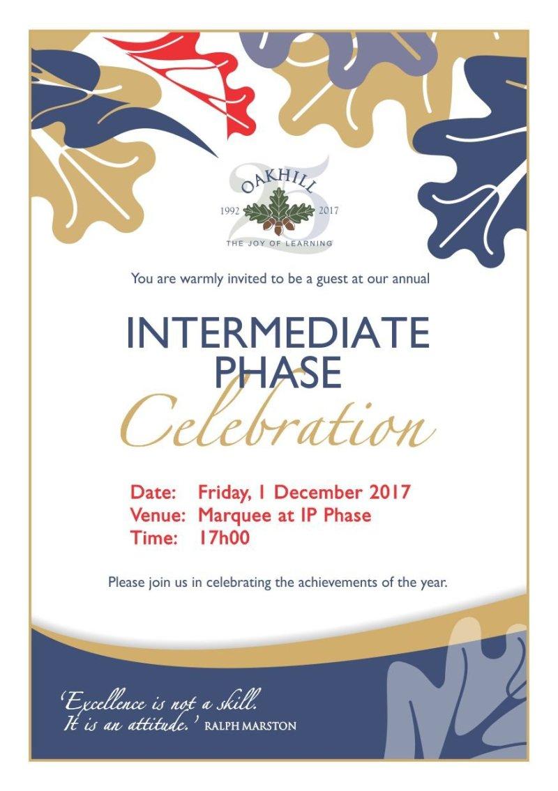 Invite IP Celebration 2017