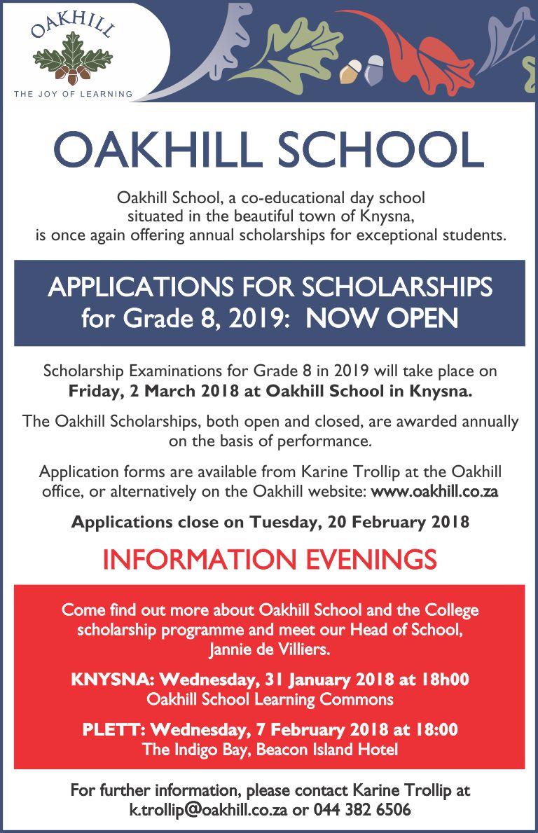 CXPress Scholarship 2019