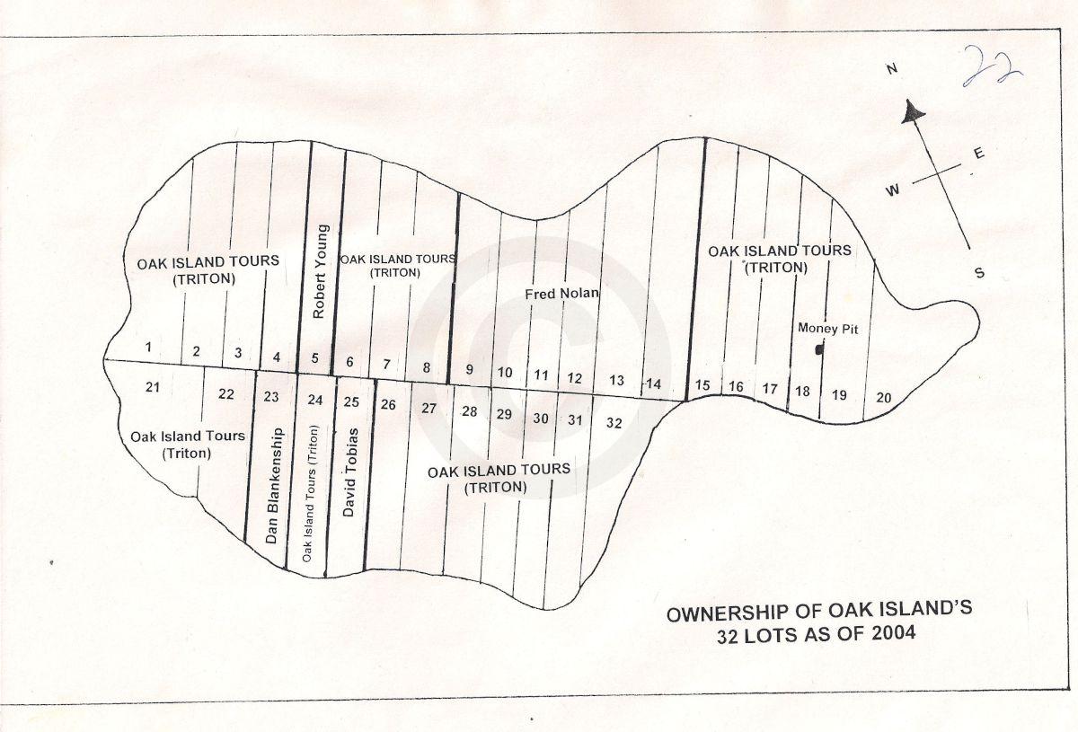 Ownership Of Oak Island Now