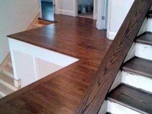 Oakland Hardwoods Floor Restoration