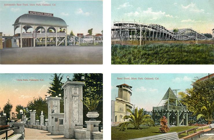 Idora Postcards 2