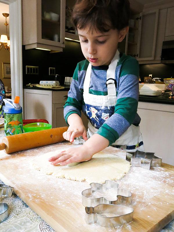 Cookie Baking 19